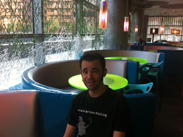 Entrevista a Pablo Ferrer