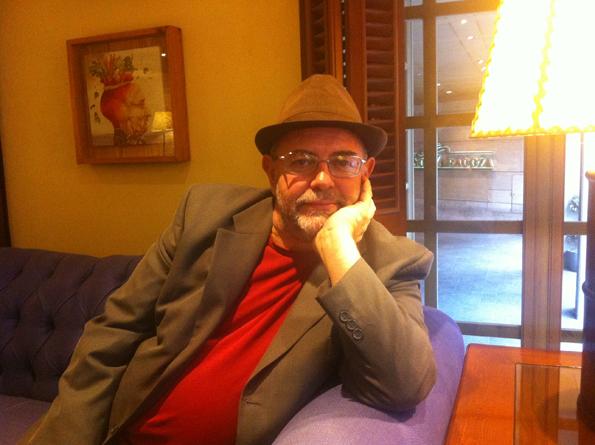 Entrevista a Antón Castro I
