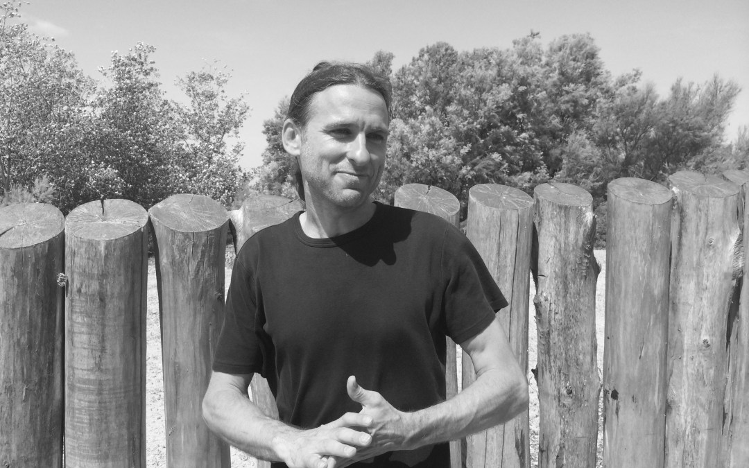 Entrevista a Nacho Arantegui