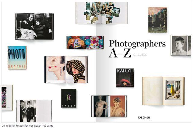 Fotobuch  berhmte Fotografen und ihre Fotobcher