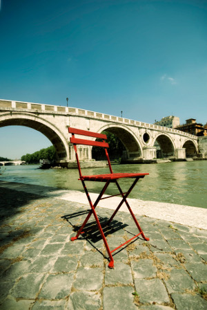 Robert Hammond, progetto Chance Encounter on the Tiber