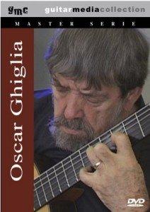 Oscar Ghiglia, dvd - Guitar Media Collection 2011