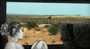 The Bus Trip, della regista Sarah_Gampel, da Riccardo Antoniucci. Courtesy Nazra Film Festival