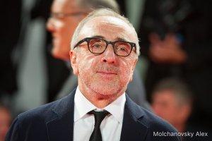 #Venezia 74 L'attore Silvio Orlando sul red carpet del Premio Kinéo - Diamanti al cinema. Foto Alexei Molchanovsky