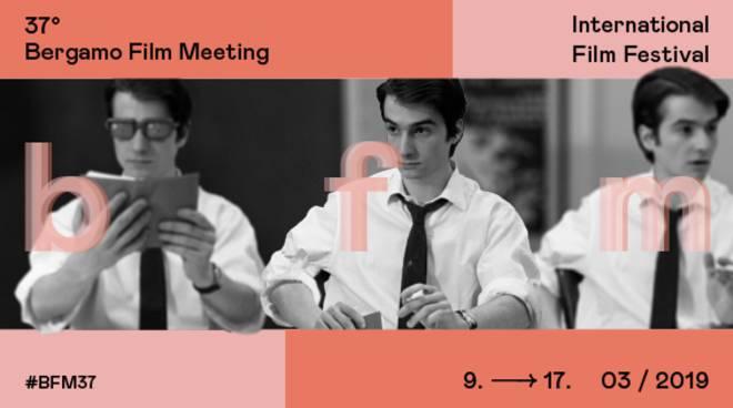 Locandina del 37° Bergamo Film Meeting