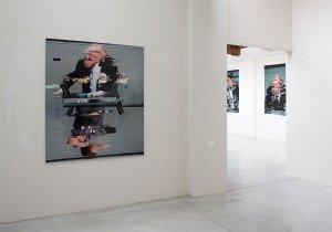 Boris Mikhailov al Padiglione Ucraina - 57a Esposizione d'AErte Contemporanea a Venezia