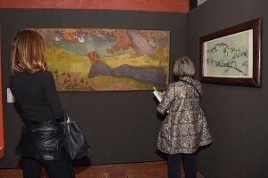 """Mostra """"Il Giapponismo"""" al palazzo Roverella di Rovigo. Credits Valentina Zanaga"""