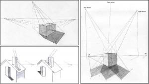 6 october theory of light and shade | OCA
