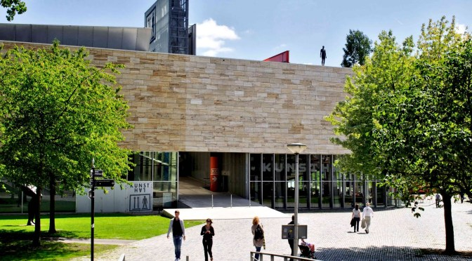 Theft of the Kunsthal museum in Rotterdam