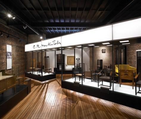 Mackintosh Building Furniture Gallery