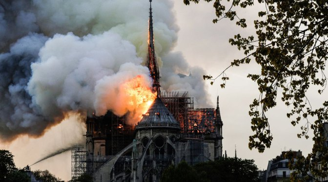 In the wake of Notre Dame: Protecting our Cultural Treasures