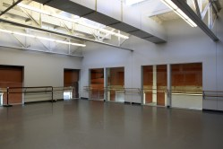 Studios at Bolender Center (photo: Lauren Warnecke)
