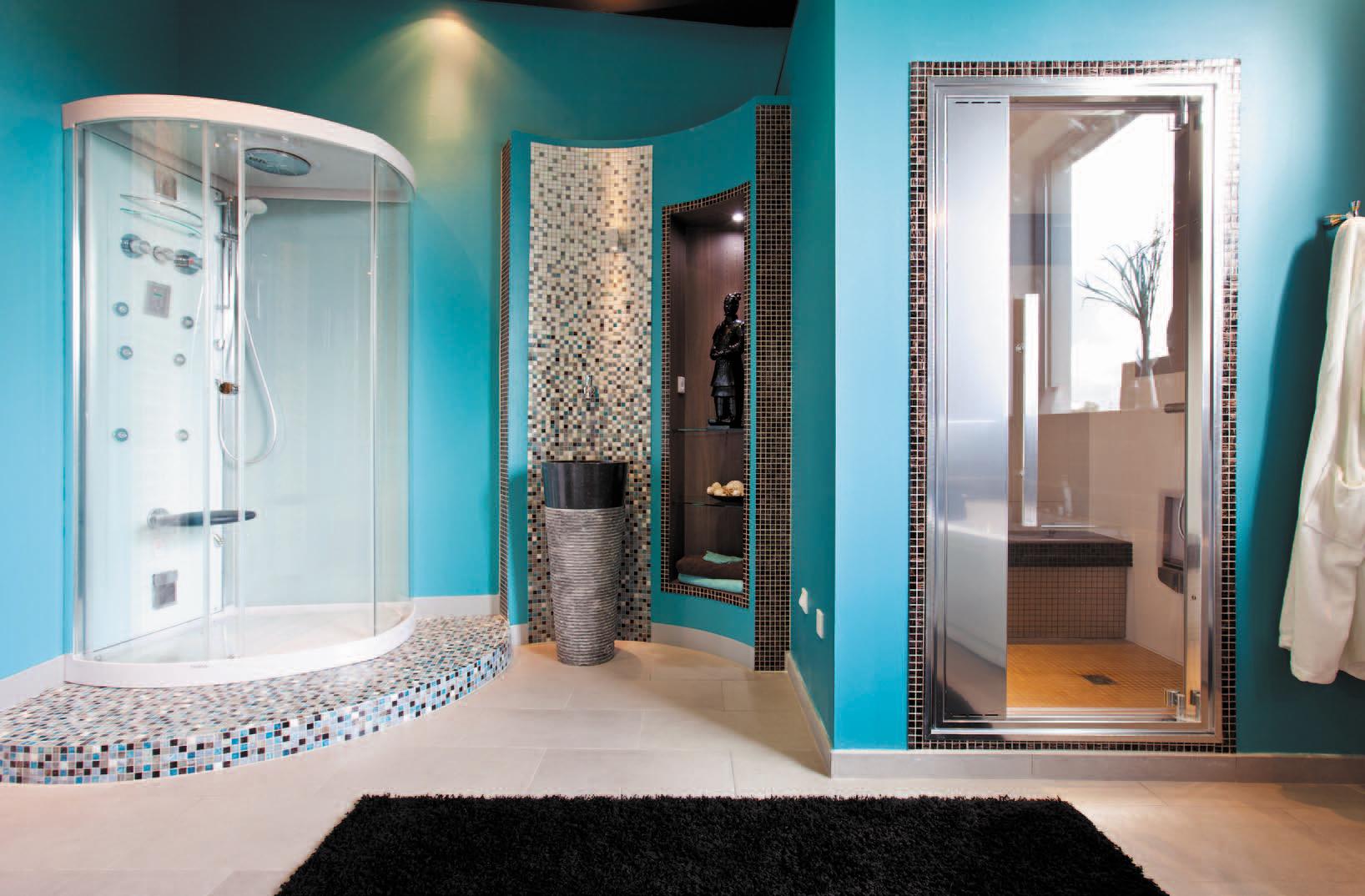 showroom salle de bain et cuisine