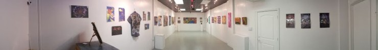 Dimensions Gallery Panorama