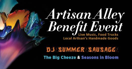 Artisan Alley - Benefit Event