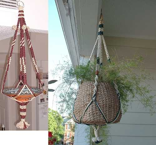 macrame hammock chair ice fishing lawn claire's crafts