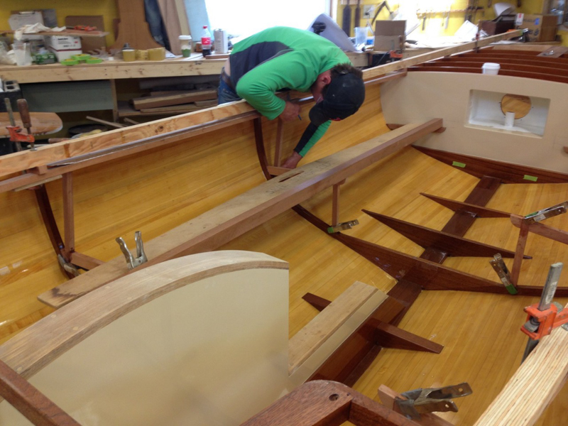W22 W Class Yachts COLT And FILLY Artisan Boatworks