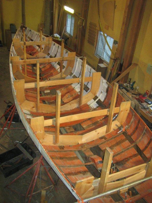 Dark Harbor 17 TIGER Artisan Boatworks