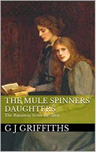 """Alt=""""book review for The mule spinners"""""""