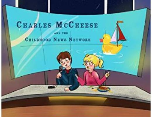 Charles McCheese and the Children's News Network by Emma Jean
