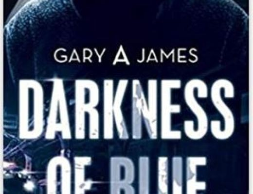 Darkness of Blue by Gary A James – Book Review