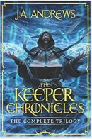 "Alt=""the keeper chronicles: the complete trilogy by j.a. andrews"""