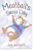 "Alt=""meatballs snow day by jen willett"""