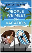 """Alt=""""people we meet on vacation by emily henry"""""""