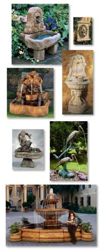 Commercial Fountains, Garden Water Fountains, Wholesale ...
