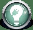 icone electricite