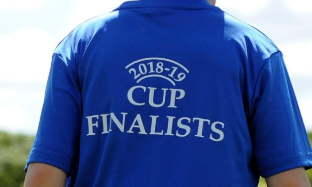 Penwortham St Teresa's JFC White Cup Winners!