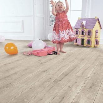 Driftwood oak laminate flooring