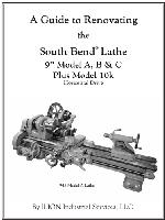 A Guide to Renovating the South Bend Lathe 9
