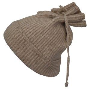 bonnet cache cou cachemire