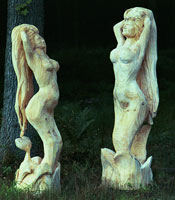 Artisans of the Valley  Custom Chainsaw Carvings by Bob