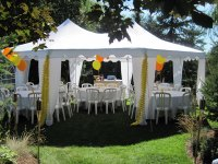 Party in Style with Rental Party Tents in Dubai - Artisantents