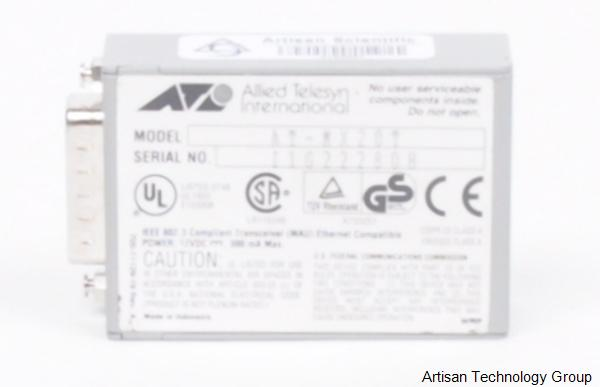 Allied Telesis AT-MX20T CentreCOM Twisted Pair Transceiver