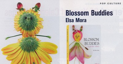 Good News! My Flower Book is Coming Out in April