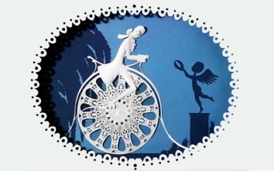 Les Trois Inventeurs. 1980 Paper Animation by Michel Ocelot.