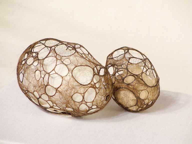 eggs sculptures
