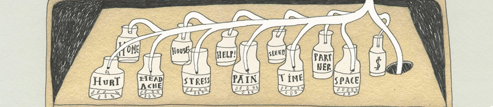 Thoughts About Pain.