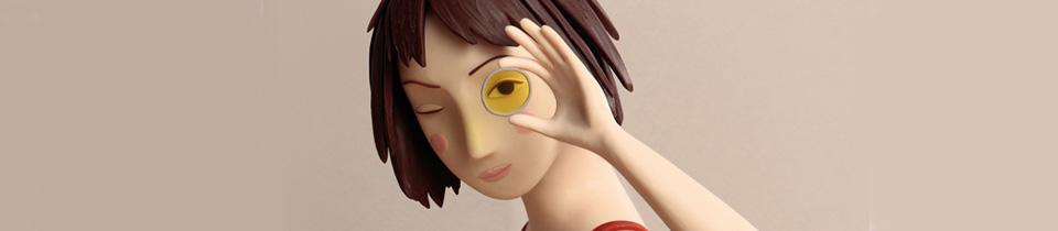 Irma Gruenholz Makes Beautiful Illustrations with Plasticine.