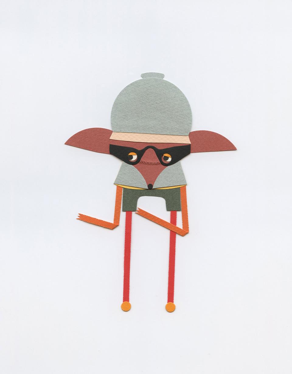 Paper character by Elsa Mora copy
