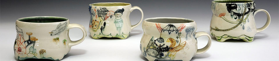 Michelle Summers' Ceramics.