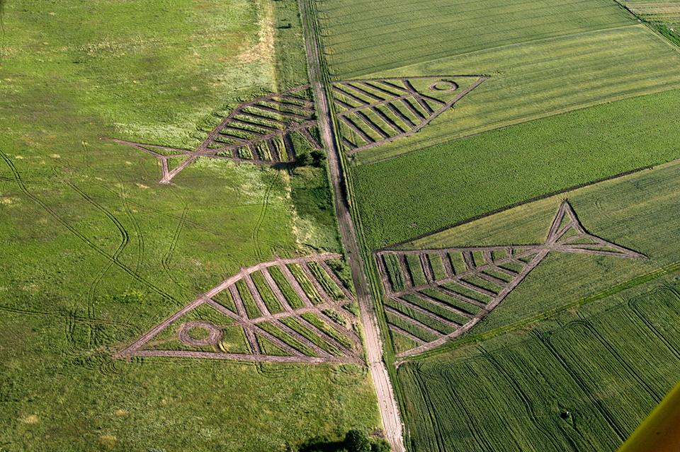 Jaroslaw Koziara's Land Art  | Art is a Way