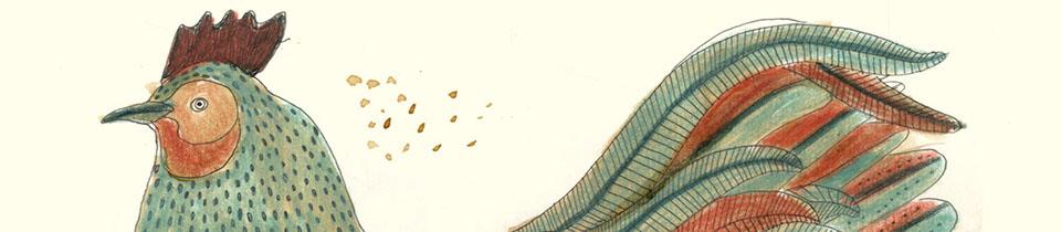 Katt Frank's Illustrations.