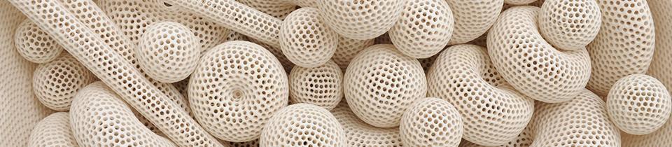 Ceramics by Tony Marsh.