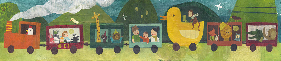 Illustrations by Mique Moriuchi.