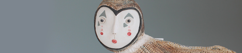 Midori Takaki's Ceramics.