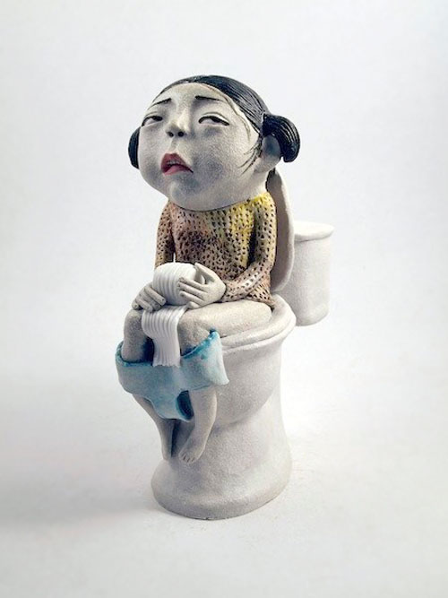 Ceramics By Dai Li Art Is A Way